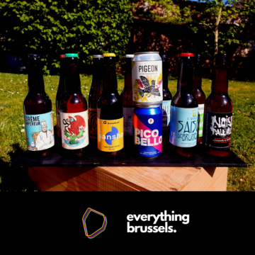 Brussels Discovery Beer Box